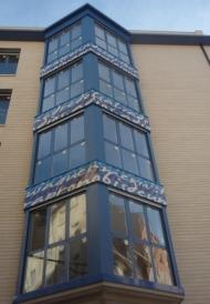 mirador de edificio